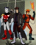 Acolytes FanArt - Three Amigos