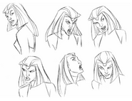 DrawMys- Faces IV