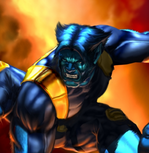 X-Men Ledgens - beast