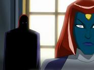 Magneto and Mystique