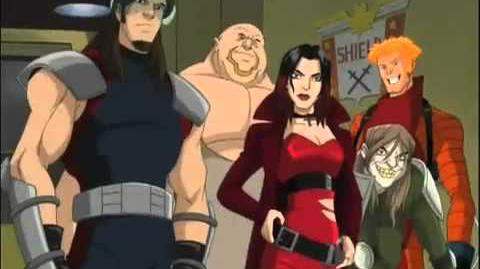 X-Men Evolution finale
