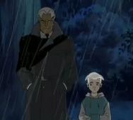 Pietro and Magneto