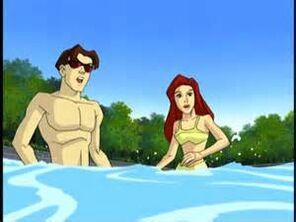 Jean Grey (Bikini)