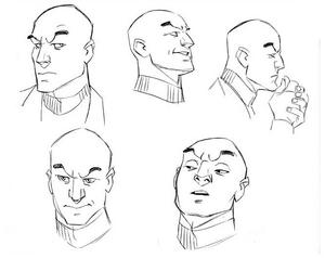 DrawXav- Faces