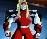 X-men Anim- Omega