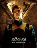 X-men first class havok