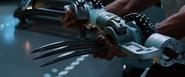 Logan's Adamantium Claws (The Wolverine)