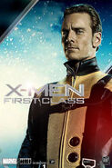 First Class poster Magneto
