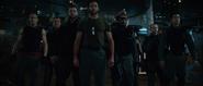 Team X - Lagos, Nigeria (X-Men Origins)