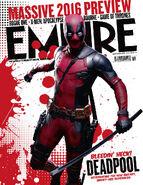 Deadpool Empire cover