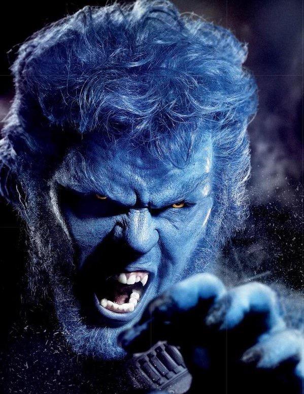X Men First Class 2 Poster Beast | X-Men Movies W...