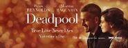 Deadpool Love Banner
