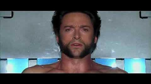 X Men Origins Wolverine Character Spot - Wolverine