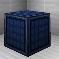 Blue CrystallineI