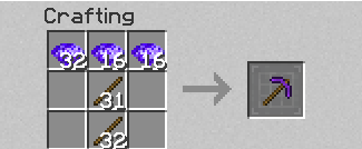 Plasma Pickaxe