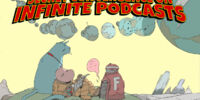Secret Convergence on Infinite Podcasts