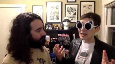Rachel & Miles Review The X-Men, Episode 59