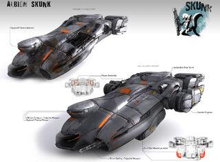 Albion Skunk