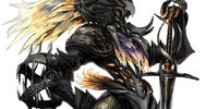 Dinivas the Black Knight (XSRHE)
