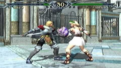 SoulCalibur III PS2 Quick Play with Abelia
