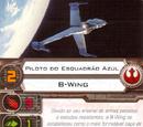 Piloto do Esquadrão Azul