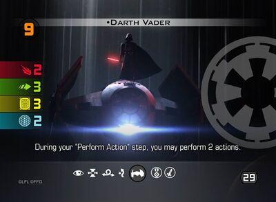 Darth VAder custom