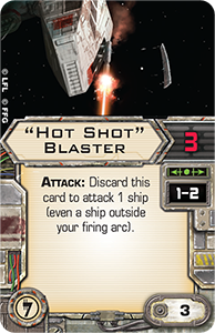Hot-shot-blaster