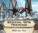 Special Ops Training