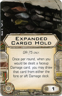 Cargo - Expanded Cargo Hold