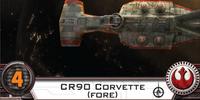 CR90 Corvette (Fore)