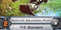 Scimitar Squadron Pilot