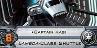 Captain Kagi