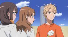 Surprised at Hachiman