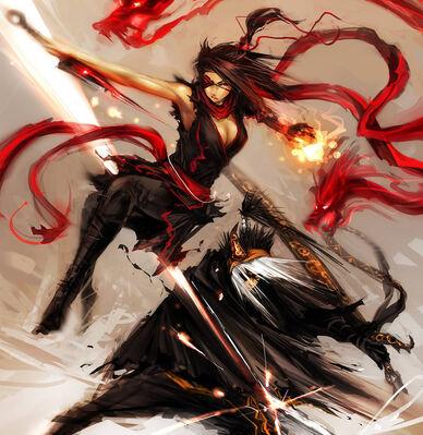 Kyoko warrior
