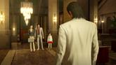 Nishiki less blame Yumi for hating him,front of Kiryu and Haruka