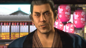 Itou from Yakuza Kenzan