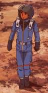 UNCN Spacesuit Shima Mars