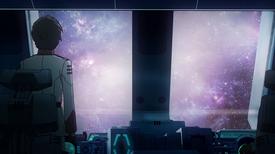 Large Magellanic Cloud Yamato Arrival