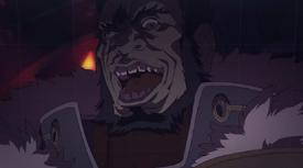 Dagam Threatens Yamato