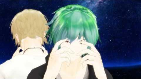 MMD Hotaru and Ren- K.I.L.L.