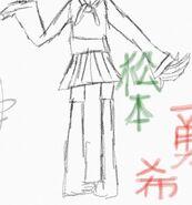 Matsumoto Yuuki Outfit