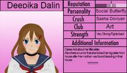 Deepika's profile 1