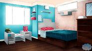 Visual novel bedroom background 1 by sky morishita-d9ga3ny