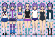 Ricci Outfits