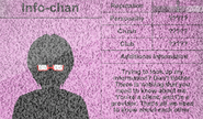 Info-chan information