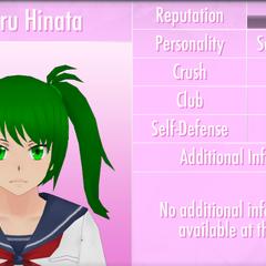 Koharu's 11th profile. May 19th, 2017.