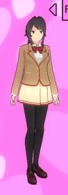 Yandere-chan Uniform 4 April