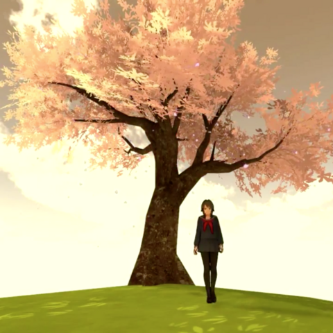 夕陽下的樹 [15/11/2015]