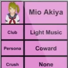 Yuna's 1st profile.