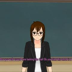 Shiori Risa對病嬌醬血腥的反應